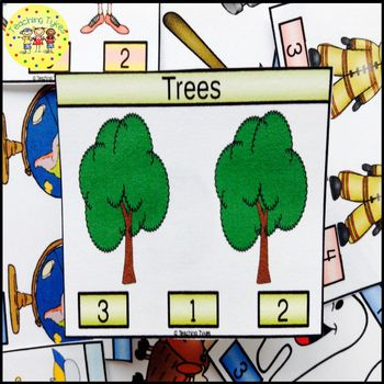 Trees Task Cards