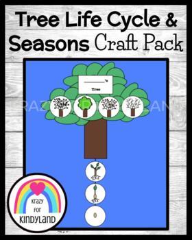 Tree Craft: Life Cycle / Seasons