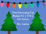 Tree Decorating Fun CVC Bundle