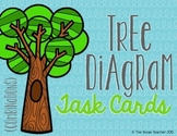 Tree Diagram Task Cards