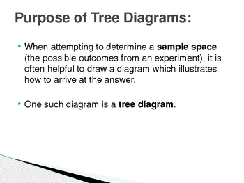 Tree Diagrams - Middle Grades Math