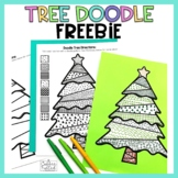 Tree Doodle Freebie