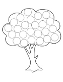 Tree Dot Art