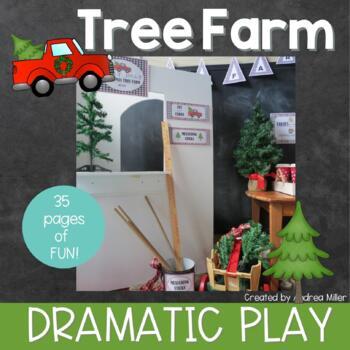 Tree Farm Dramatic Play
