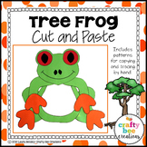 Tree Frog Craft