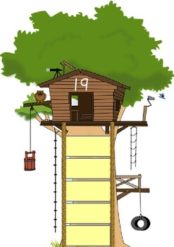 Tree House Adding to 10