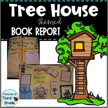 Tree House Book Report