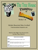Tree House Passport to Adventure (inspired by Magic Tree House Series)