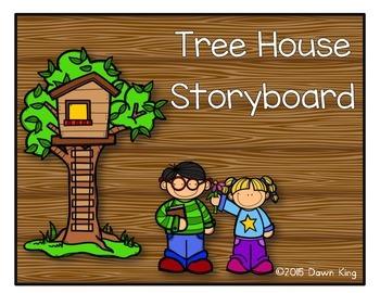 Tree House Storyboard