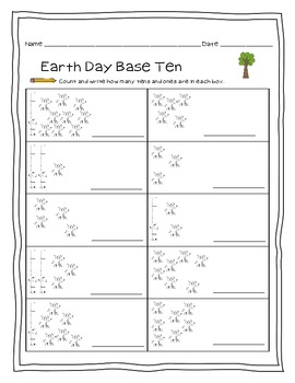 Tree Hugging Base Ten 1 - 29