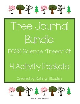Tree Journal Bundle (FOSS Science, Trees)