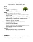Tree Leaf Identification Project
