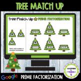 Tree Match Up - Prime Factorization Digital Activity