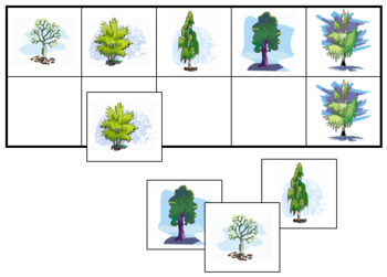 Tree Match-Up and Memory