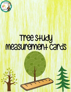 Tree Measurement Cards