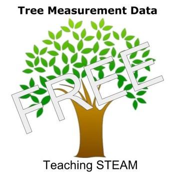 Free Tree Measurement Data