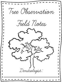 Tree Observation Journal