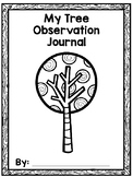Tree Observation Journal FREEBIE