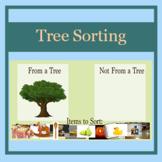Tree Sorting Game