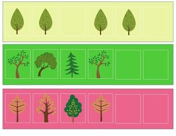 Tree Study Bundle Pack