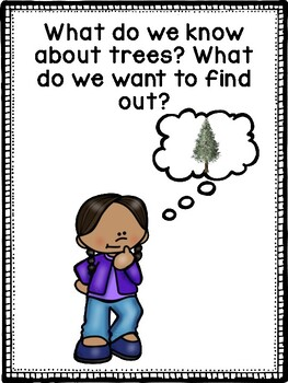 Tree Study Creative Curriculum Objective Sheets