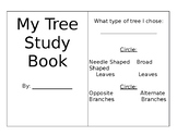 Tree Study Foldable Book