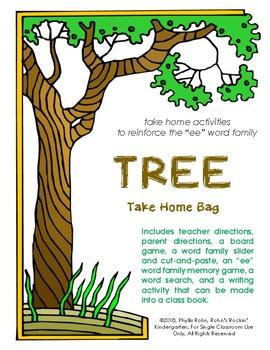 Tree Take Home Bag