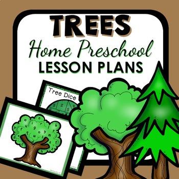 Tree Theme Home Preschool Lesson Plans