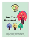 Tree Time Preschool Theme Week