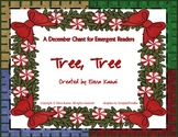 """""""Tree, Tree"""" A Christmas Chant: Common Core Worksheets, Ce"""