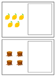Tree Unit Numeral Activity Cards 1 to 20