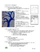 Tree Visual Arts Lesson Bundle for grades K to 12