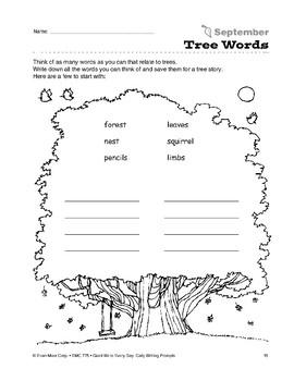 Tree Words