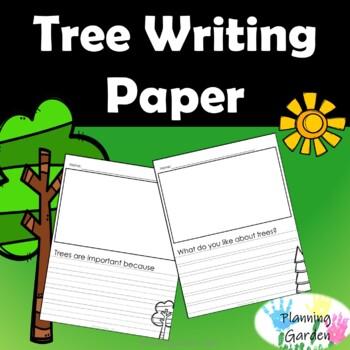 Free Tree Writing Paper