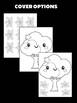 Tree and Leaves - MOONJU MAKERS Printable