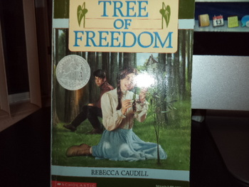 Tree of Freedom ISBN 0-590-44557-X