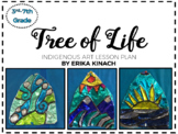 Tree of Life Indigenous Stained Glass Art Lesson Plan