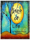 Tree of Life by Rochelle Strauss - Imagine It - 6th Grade