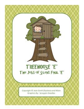 "Treehouse ""E"" - The Jobs of Silent Final E"