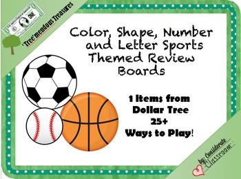 'Tree'mendous Treasures: Sports Review Boards