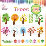 Trees Clip Arts