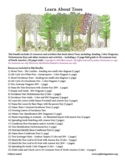 Trees - Anatomy, Life Cycles, Identification - Reading, Di