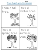 ACCESS Practice Trees Change with the Seasons English Language Learners