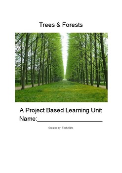 Trees&Forests Project Based Learning