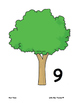 Trees & Fruit - Counting Activity