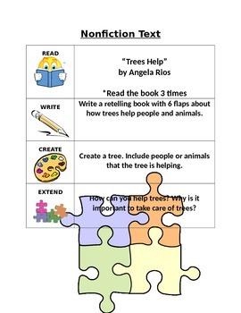 Trees Help Think Tank