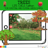 Trees Life Cycle Edition for Green Screen