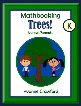 Arbor Day Math Journal Prompts (kindergarten)