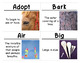 Trees Science Vocabulary Cards (FOSS Trees Module)