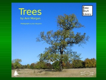Trees, Seasons, Living Things, text features